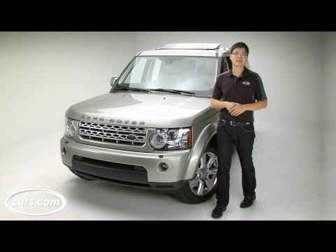 LR4 - The 2013 Land Rover LR4 is not without its charms. Cars.com reviewer Kelsey Mays lauds the luxury SUV's soft ride, maneuverability relative to bulk, spirited...