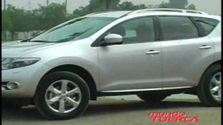 ROAD TEST:  NISSAN MURANO 2010