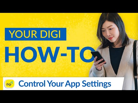 Reload on MyDigi App