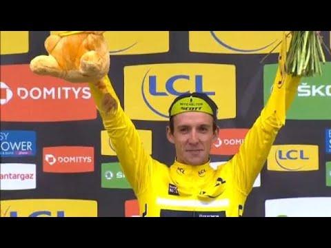 Ο Σάιμον Γέιτς νικητής του 7ου ετάπ των αγώνων Παρίσι – Νίκαια