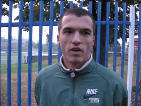 Lazar Vidić, izjava posle utakmice Šumadija A - Radnički