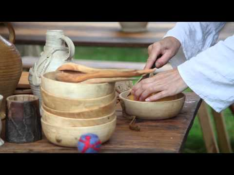 Middeleeuwse koken
