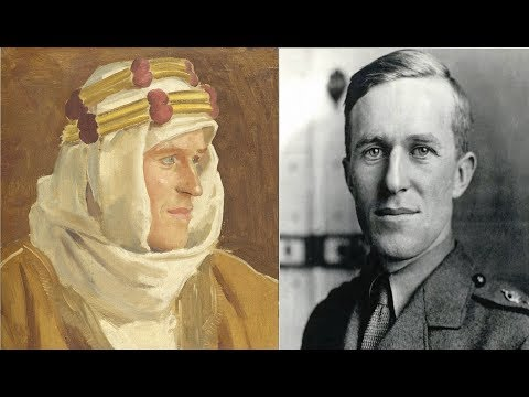Lawrence of Arabia (T. E. Lawrence) and his legacy