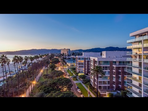515 Ocean Avenue Santa Monica Park Plaza Video