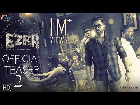 Ezra | Official Teaser 2 | Prithviraj Sukumaran, Priya Anand, Tovino Thomas