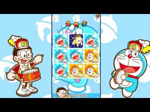 【音樂手遊】哆啦A夢的親子韻律遊戲機 - 試玩