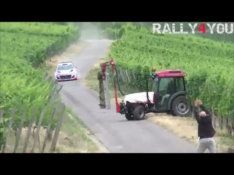 The most epic rally moments!