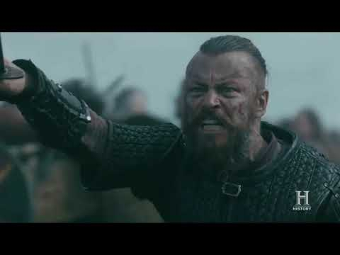 Vikings - Ivar Attacks Lagertha - Vikings Civil War [Season 5 Official Scene] (5x08) [HD] PART 2