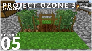 Project Ozone 3 Kappa Mode - CREOSOTE [E05] (Modded Minecraft Sky Block)