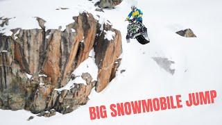2. 2019 Arctic Cat Mountain Cat M8000 | Jumping