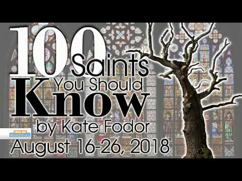 GDM: Eclipse Theatre Company: 100 Saints You Should Know 081018