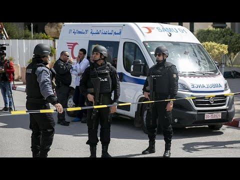 Tunesien: 3 Tote bei einem Selbstmordanschlag vor der ...