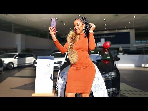 When Ladies Get A New Car | Bridget Mahlangu