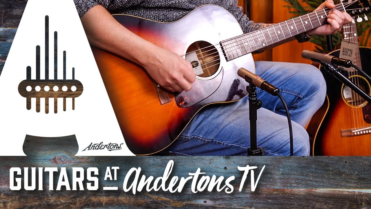 Atkin LG47 Dreadnought Acoustic Guitar
