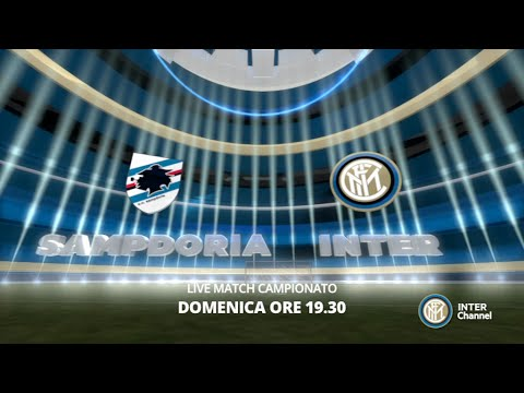 SEGUI SAMPDORIA INTER SU INTER CHANNEL