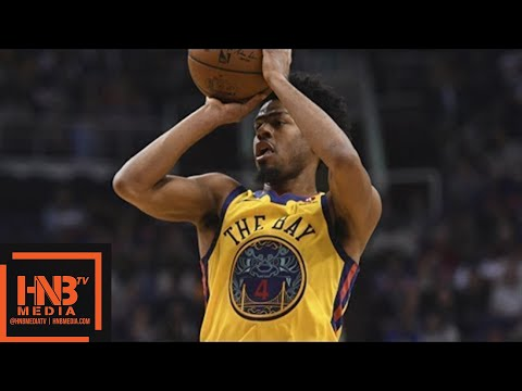 Golden State Warriors vs San Antonio Spurs Full Game Highlights / March 19 / 2017-18 NBA Season (видео)