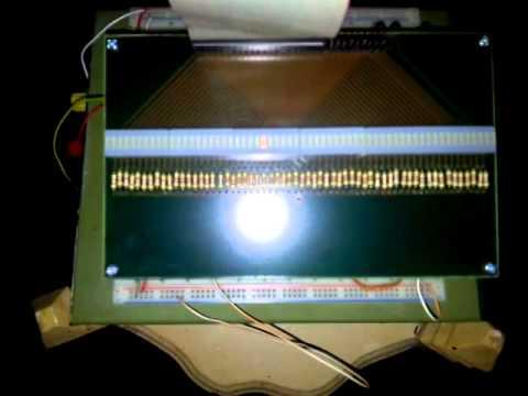 Tester di continuità automatico per 60 fili
