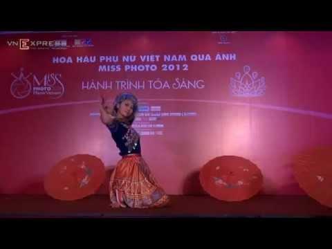 Kim Thoa múa 'Thiếu nữ vùng cao'   VnExpress Giải Trí