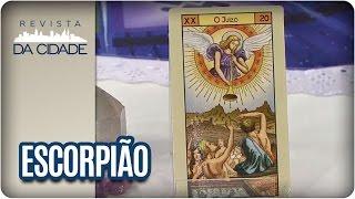 Confira a previsão para o signo de Escorpião para esta semana! Confira também as outras páginas do programa: Site - Oficial: http://www.tvgazeta.com.br/revis...