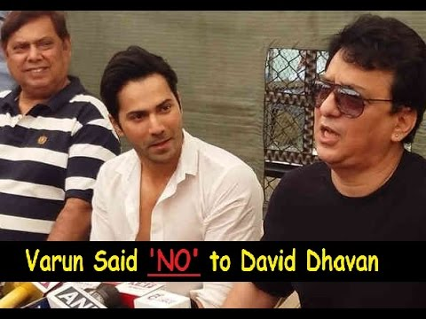 Varun Dhavan Said 'NO' To Pappa David Dhavan | DD Xclusive | Bollywwod Updates