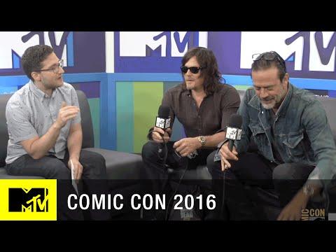 Video Norman Reedus & Jeffrey Dean Morgan Have Comic Con Traditions | Comic Con 2016 | MTV download in MP3, 3GP, MP4, WEBM, AVI, FLV February 2017