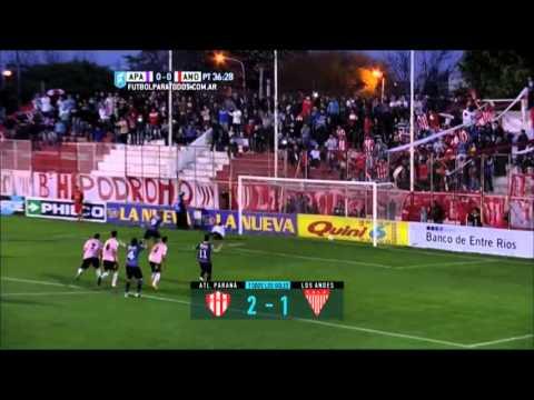 Todos los goles. Fecha 35. Primera B Nacional 2015.