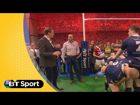 alternative - Glasgow Warriors captain, Alastair Kellock talks as through the alternative approach to defending a maul on Rugby Tonight. Subscribe: http://bit.ly/17YTeL5 Twitter: http://twitter.com/BTSport...