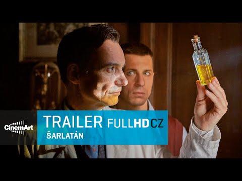 Film Šarlatán s Ivanem Trojanem představuje trailer a míří na Berlinale