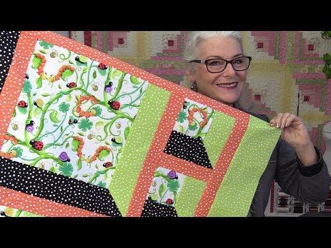 6 Ways to Make an Attic Window Quilt Block
