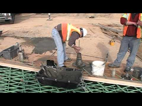 UDOT IQP Fresh Concrete Field Testing DVD HD