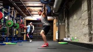 Olympiclifting with Pause Snatch