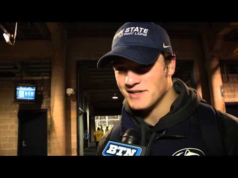 Christian Hackenberg Interview 10/12/2013 video.