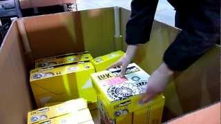 Kit de embrague LuK RepSet para turismos