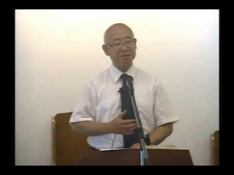 2015年7月25日「偽りの神々」藤田昌孝牧師