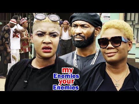 My Enemies Your Enemies Season 1 - 2018 New Nigerian Nollywood Movie |Full HD