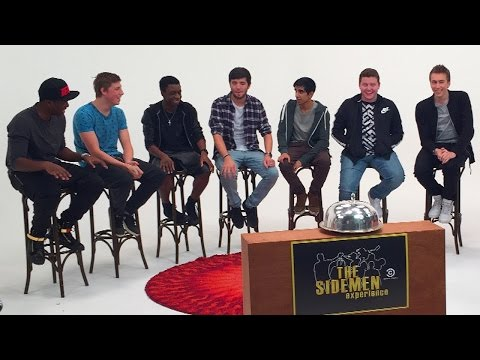 experience - Click the link below to watch the full thing! http://www.comedycentral.co.uk/sidemen http://www.comedycentral.co.uk/sidemen Follow me on TWITTER: http://twitter.com/#!/Vikkstar123 Like my...
