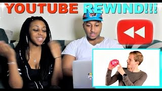 Video YouTube Rewind: The Ultimate 2016 Challenge | #YouTubeRewind REACTION!!! MP3, 3GP, MP4, WEBM, AVI, FLV Agustus 2018