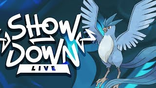 ARTICUNO NEEDS GLASSES! Slowbro Suspect #5! Pokemon Ultra Sun & Moon! NU Showdown Live w/PokeaimMD by PokeaimMD