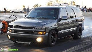 6. I Can't Believe He Made a TAHOE that fast! Turbo Time!!
