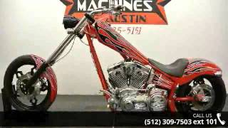 9. 2006 American IronHorse Texas Chopper  - Dream Machines I...