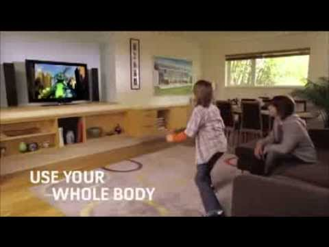 Get A Free Xbox 360 4GB console with Kinect Family Bundle