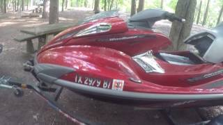 8. 2009 Yamaha SHO FX Cruiser review.