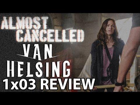 Van Helsing Season 1 Episode 3 'Stay Inside' Review