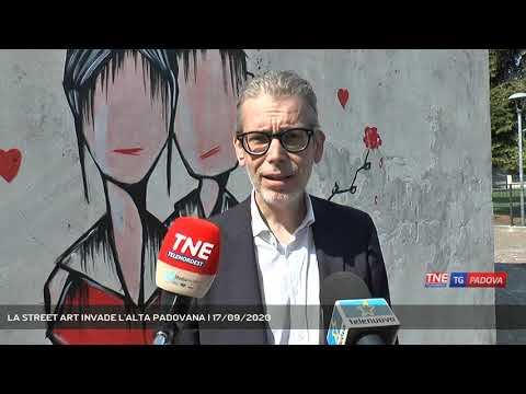 LA STREET ART INVADE L'ALTA PADOVANA | 17/09/2020