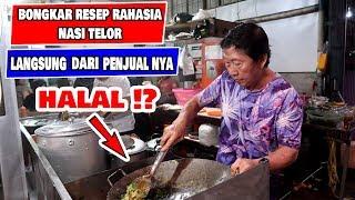 Download Video MENGEJUTKAN !! Terbongkar Resep Nasi Telur Langsung Dari Penjual Nya  - Nasi Telor Nex Carlos MP3 3GP MP4