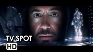 Iron Man 3 Kids Choice Awards SPOT #2 - Extended (2013) - Robert Downey Jr. Movie