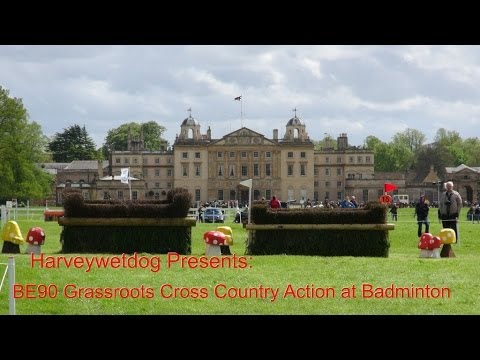 Badminton Horse Trials; BE90 Grassroots Cross Country