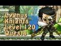 AionJC: Cygnus Level 120 Quests
