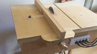 Video Building 4 in 1 Workshop (Homemade table saw, router table, disc sander, jigsaw table) MP3, 3GP, MP4, WEBM, AVI, FLV Agustus 2019
