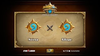 Neirea vs XHope, game 1